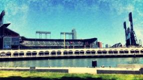 AT&T Park...