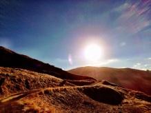 Sunrise along the Boccardo Trail