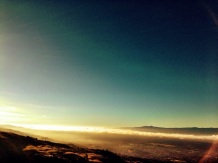 Boccardo Peak Summit View