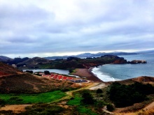 Rodeo Beach & Lagoon